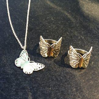 Farfalla - middels stor sommerfugl