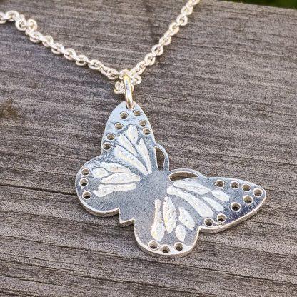 Mellomstort sommerfuglanheng - Farfalla