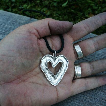 Anheng - stort hjerte